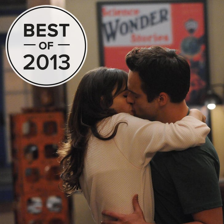 The Best TV Kisses of 2013