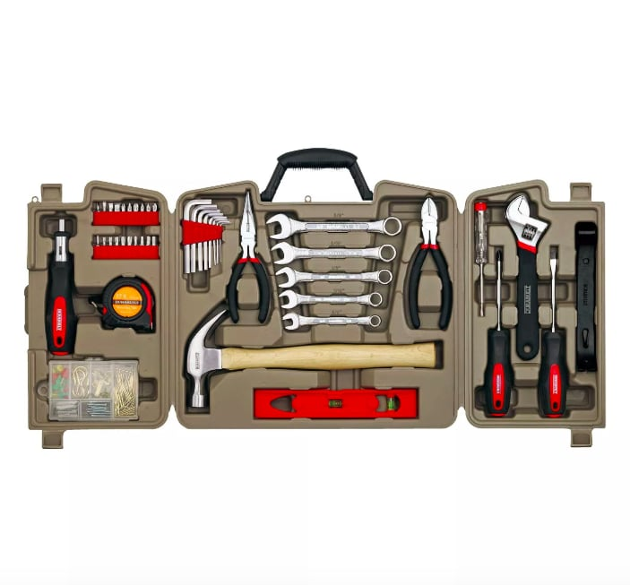 Durabuilt™ Household 144pc Tool Kit