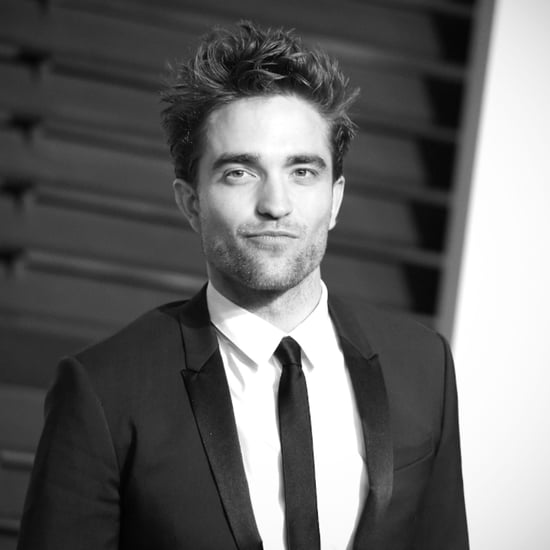 Photos de Robert Pattinson Souriant