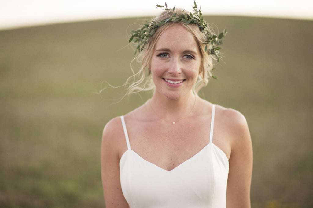 Simple and Elegant Outdoor Wedding