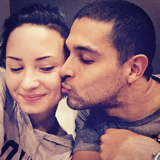 Demi Lovato and Wilmer Valderrama Instagram Photos