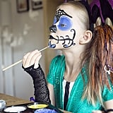 Problem: Halloween Makeup Kits Don't Use FDA-Approved Ingredients