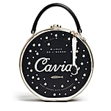 Kate Spade New York Finer Things Caviar Crossbody