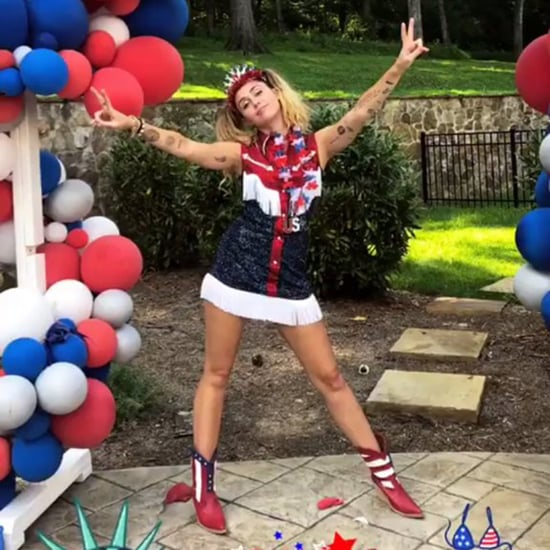 Celebrities Celebrating the Fourth of July Pictures 2018