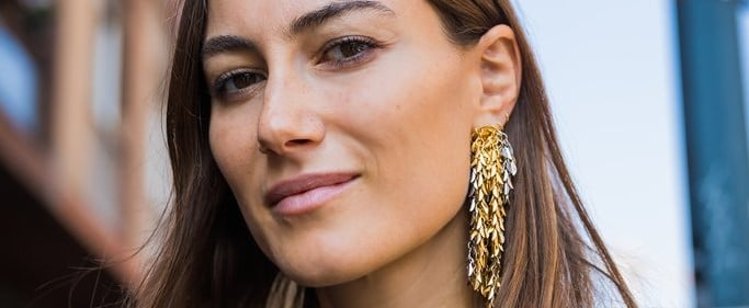 50+ Gorgeous Beauty Ideas From Chic-as-Hell Women in Europe at Fashion Week