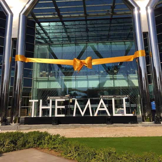 The Mall in Dubai's Jumeirah Officially Opens