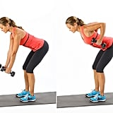 Superset 2, Exercise 2: Bent-Over Row
