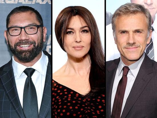 New Bond Movie Spectre: Christoph Waltz, Monica Bellucci, Dave Bautista Join Cast