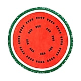 All Around Giant Circle Towel — Watermelon