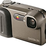 Before our Instagram obsession was born, Apple was actually the first company to launch a consumer digital camera. The product came out in 1994 and was called QuickTake. Source: WikiCommons