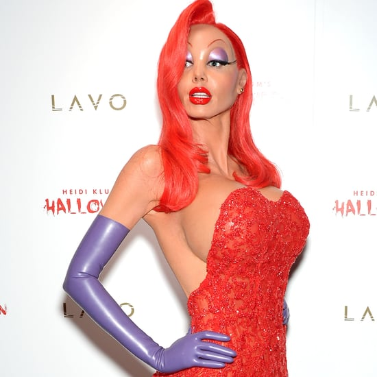 Heidi Klum Halloween Costumes