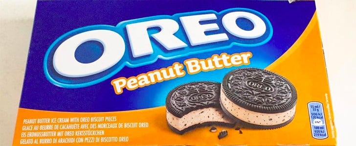 Peanut Butter Oreo Ice Cream Sandwiches Exist, And You Can Try Them!