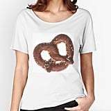 Salted Pretzel Relaxed Fit T-Shirts ($28)