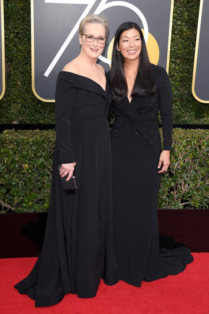 Image result for golden globes 2018 worst dressed meryl streep