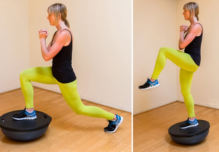 Get A Better Exercise Routine With The Bosu Equilibrium Coach