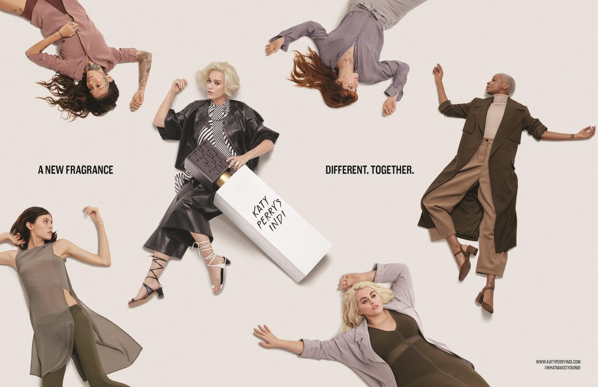 Felicity Hayward For Katy Perry Indi Perfume Video Popsugar