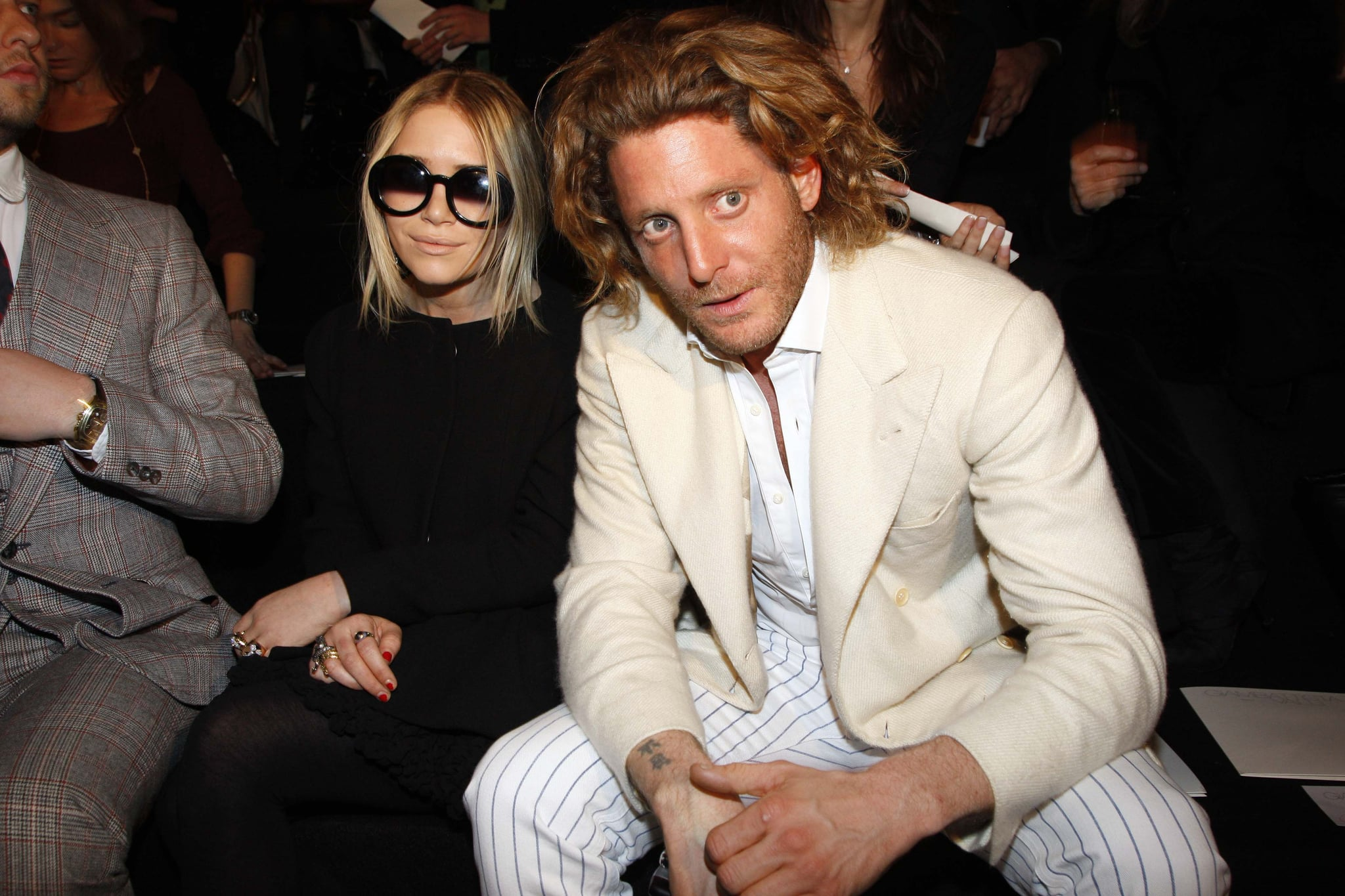 Lapo Elkann | Artists, Heirs, and More Men Who Mary-Kate and ...
