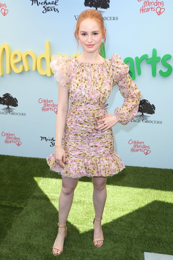 Madelaine Petsch at a Children Mending Hearts Event in 2018