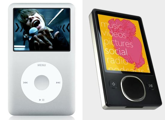 Does The Zune KO The iPod Classic?