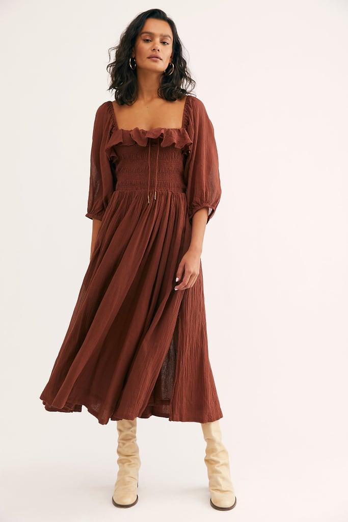 Oasis Midi Dress