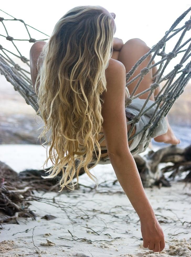Lusting For Beach Waves? Use This DIY Sea Salt Spray