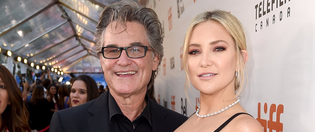 Kate Hudson and Kurt Russell Mark a Special Milestone on the Red Carpet
