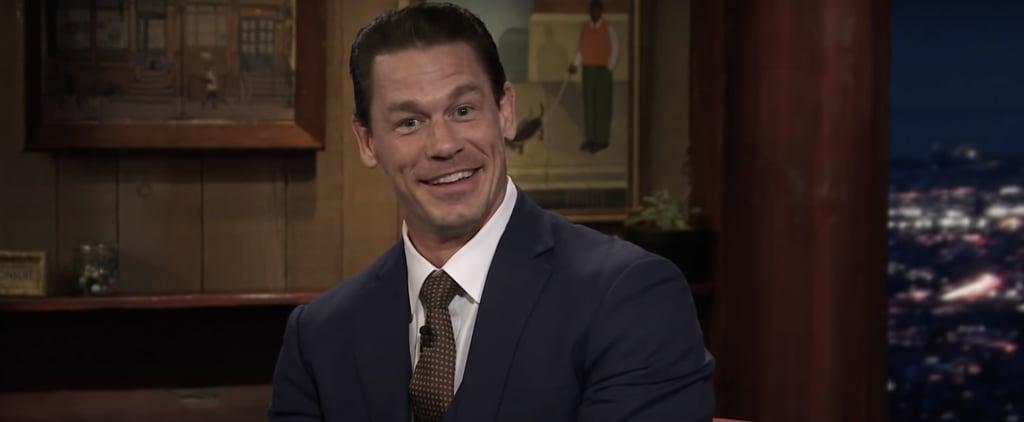 Watch John Cena Talk About BTS on The Tonight Show