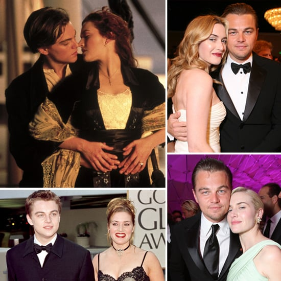 Leonardo Dicaprio And Kate Winslet Titanic