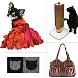 Take inspiration from new styles coming out of Fashion Week and splurge on a few fun items for your furry friend. There are even found some fashionable pet-friendly items for your home, too. Click through for POPSUGAR Pets' must haves for the month of September.