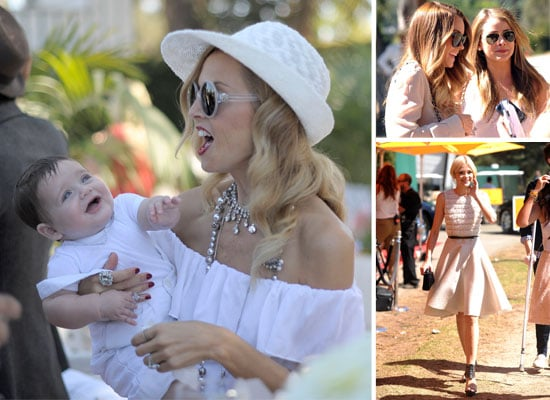 Pictures of Celebrities at the Veuve Clicquot Polo Classic in Los Angeles: See Rachel Zoe, Selma Blair, Lauren Conrad and more!