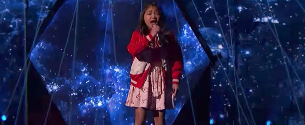 """Angelica Hale Singing """"Clarity"""" on America's Got Talent"""