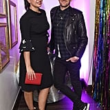 Gizzi Erskine and Henry Holland