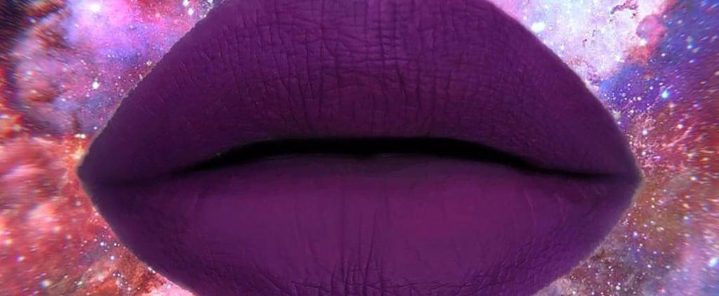 LASplash Wickedly Divine Liquid Lipstick in Perilous