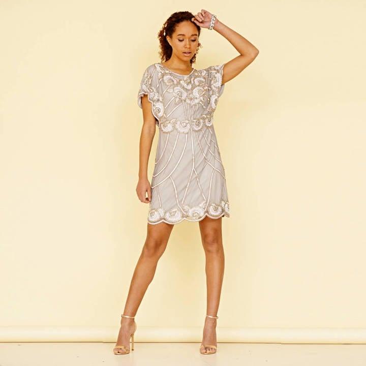 Flapper style dresses uk websites
