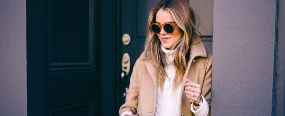 Voilà le Manteau Que Toutes les Fashionistas Ont Dans Leurs Armoires