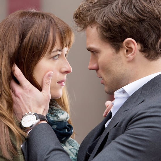 Christian and Ana's Relationship in the Fifty Shades Books