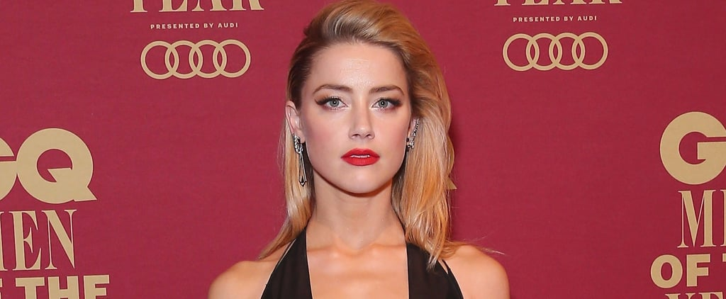 Amber Heard Responds to J.K. Rowling Defending Johnny Depp