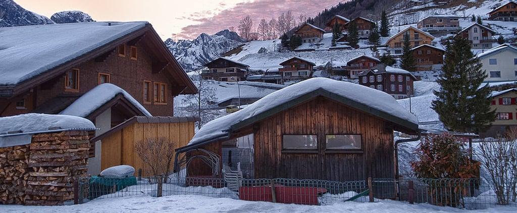 أفضل الأماكن للاستمتاع برؤية الثلج
