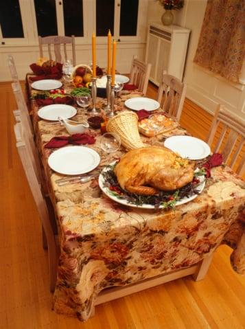 How Do You Plan on Celebrating Thanksgiving?