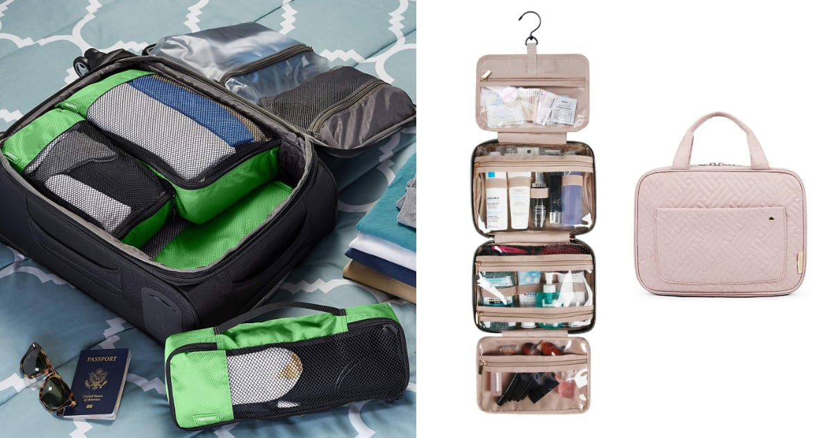 Don't Leave For Your Next Trip Without These 24 Travel Essentials