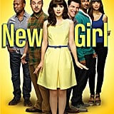 New Girl: The Complete Fourth Season DVD ($24)
