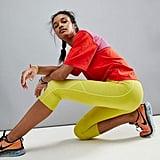 ASOS 4505 Cropped Gym Leggings