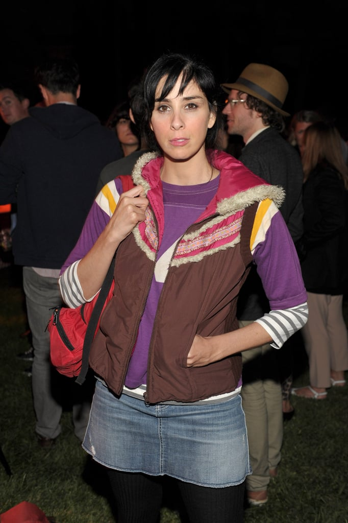 Sarah Silverman at event in LA.
