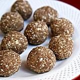3-Ingredient Vegan Post-Workout Protein Balls