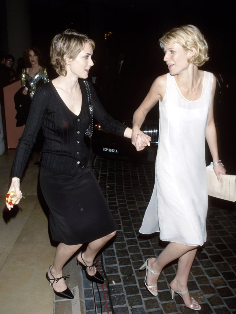 Winona Ryder and Gwyneth Paltrow