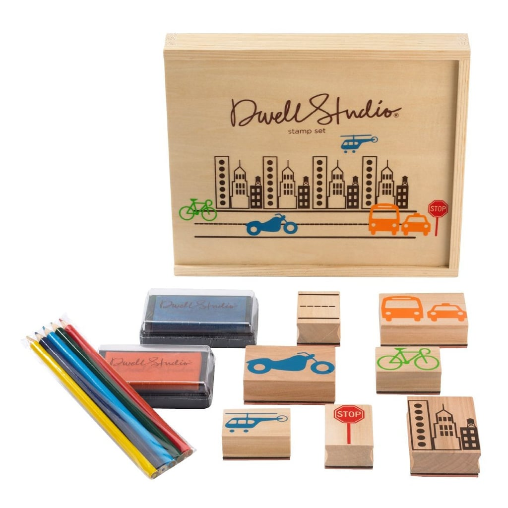 DwellStudio Stamp Set