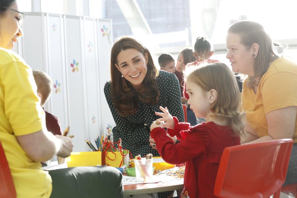 Prince William and Kate Middleton Evelina Hospital Dec. 2018