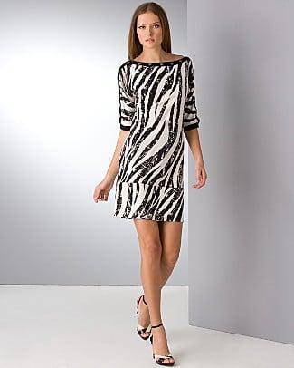 The Look For Less: Diane von Furstenberg Nevine Dress
