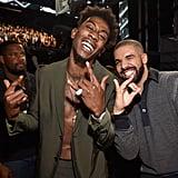 Desiigner and Drake