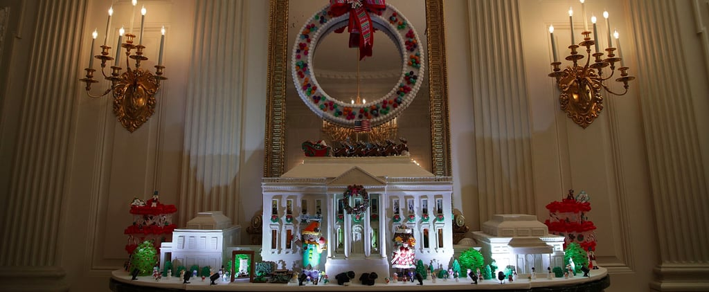 15 Festive Photos That Prove the White House Is Surprisingly Cozy For Christmas